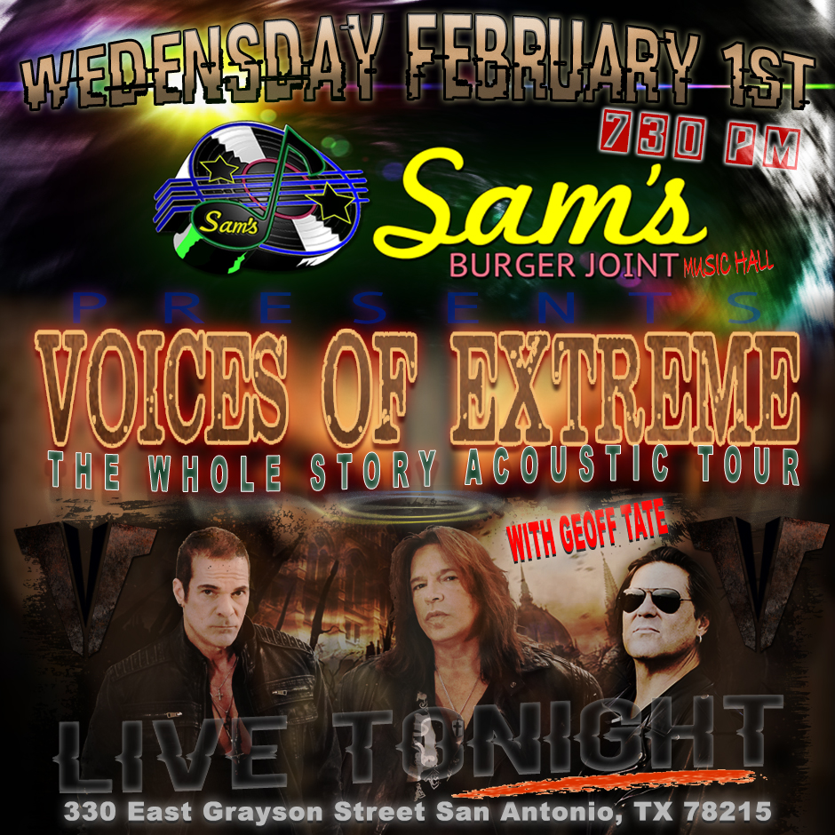 The Whole Story Acoustic Tour Sam S Burger Joint February