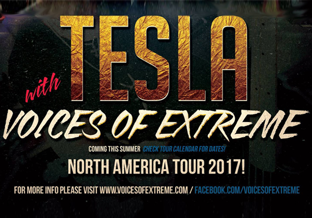 Tesla House Of Blues Myrtle Beach Sc